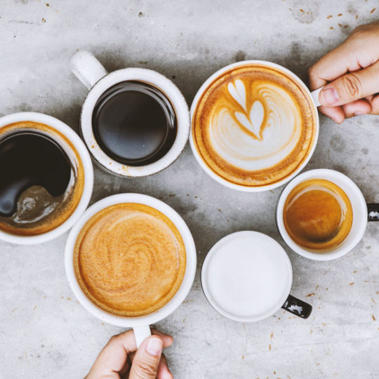 Plan Cata de Café